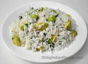 Brussels Sprouts Rice Recipe